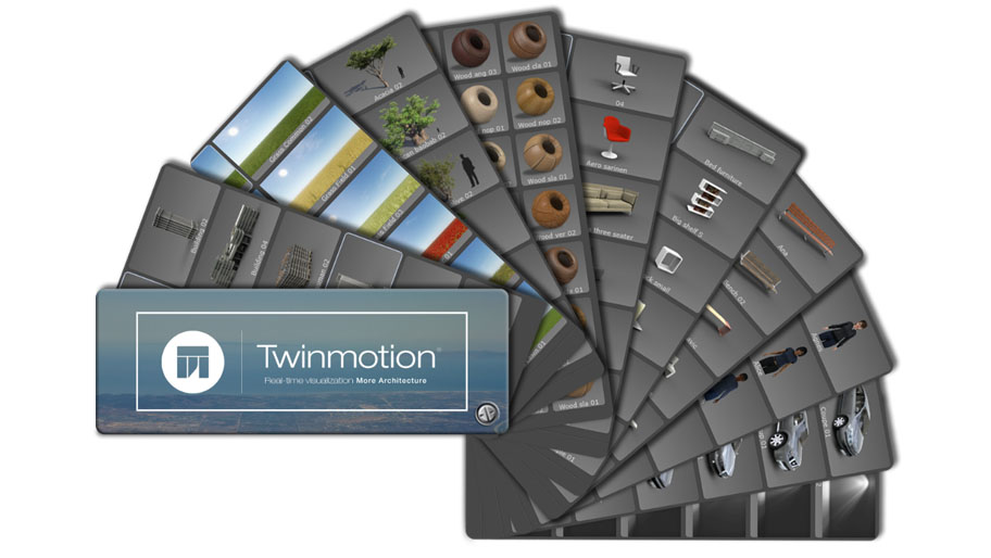 How To Scale In Twinmotion